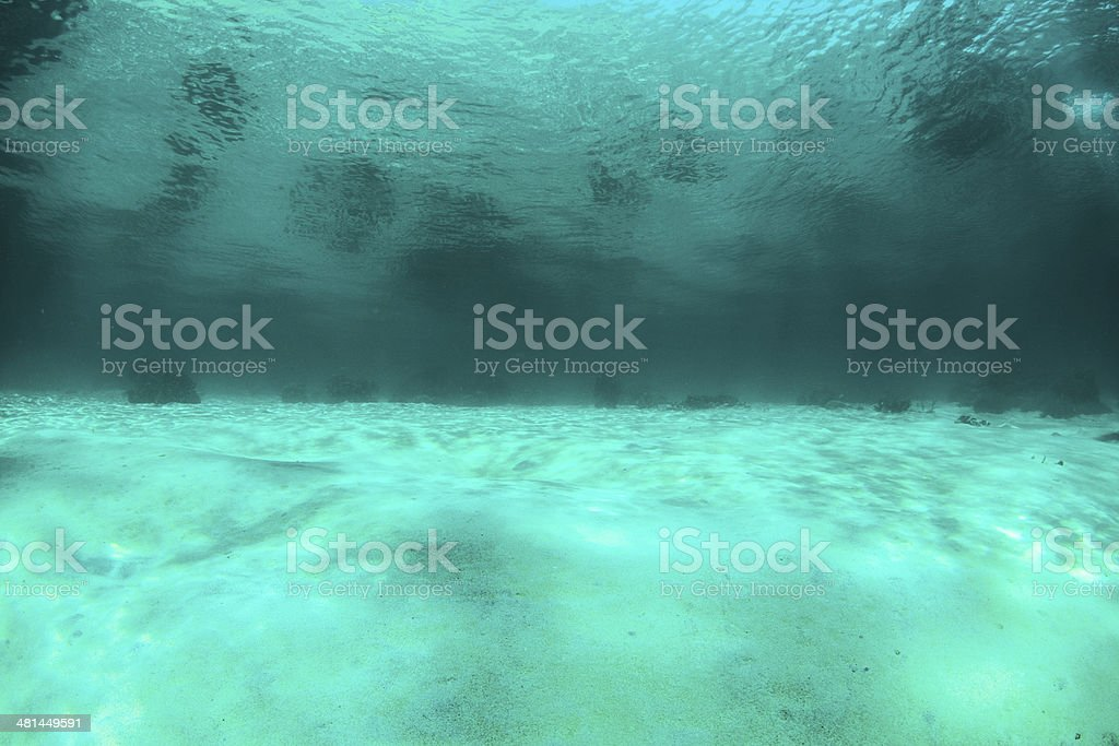 Abyss stock photo