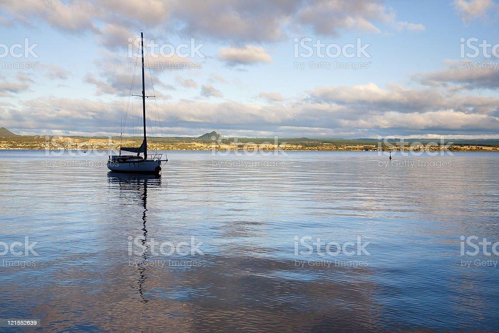Acacia Bay photo libre de droits