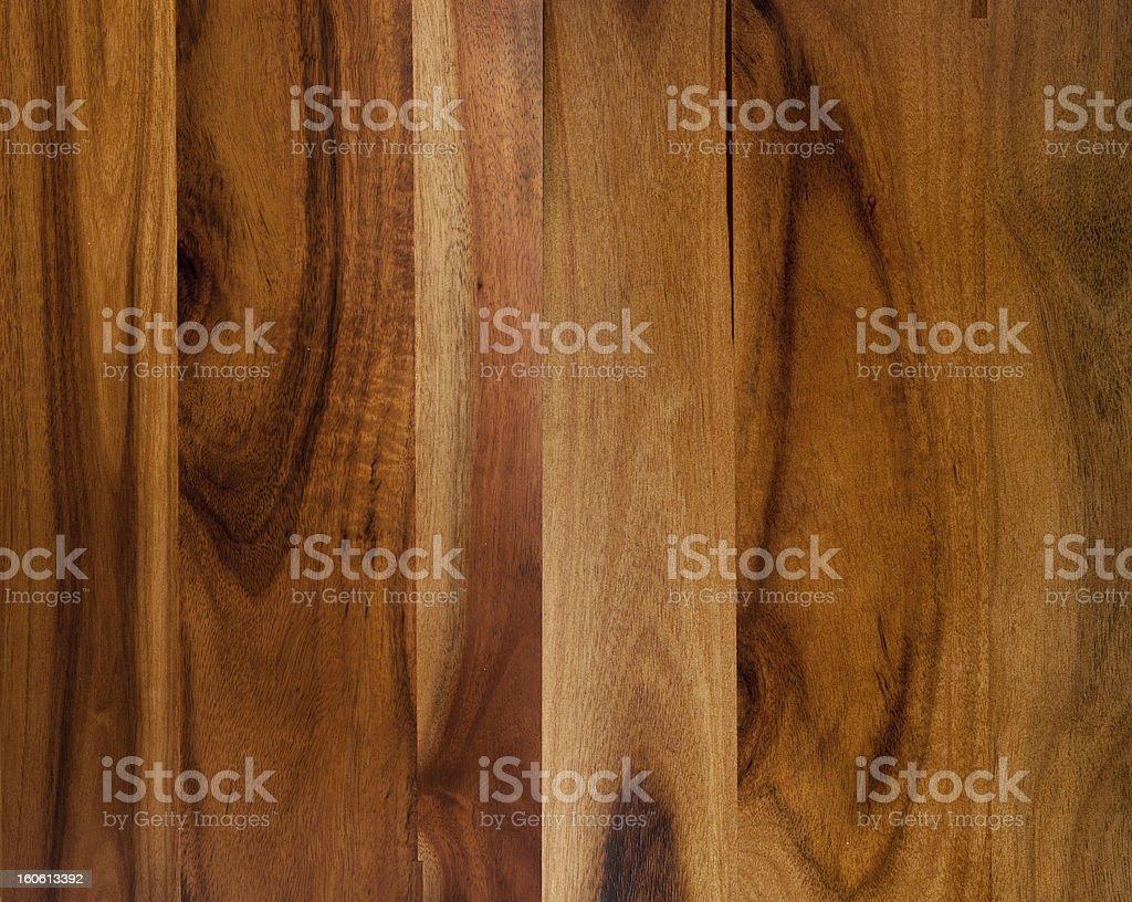 Acacia wood background stock photo