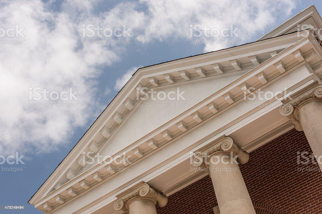 Academia and Graduation stock photo