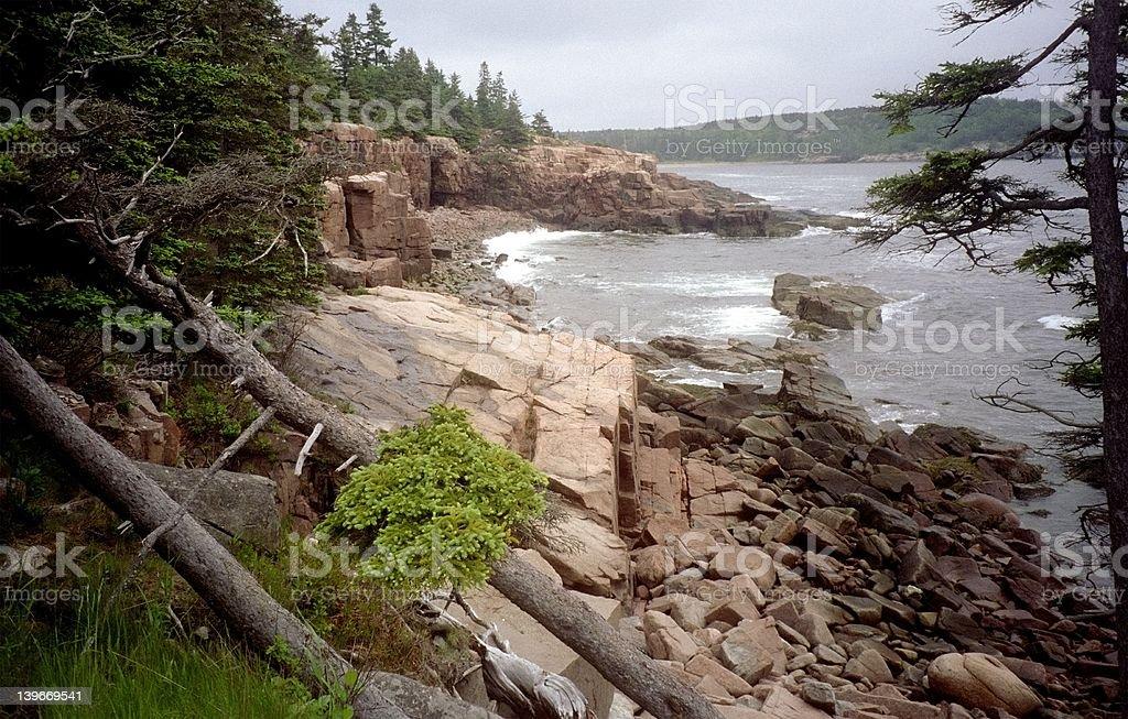Acadia National Park royalty-free stock photo