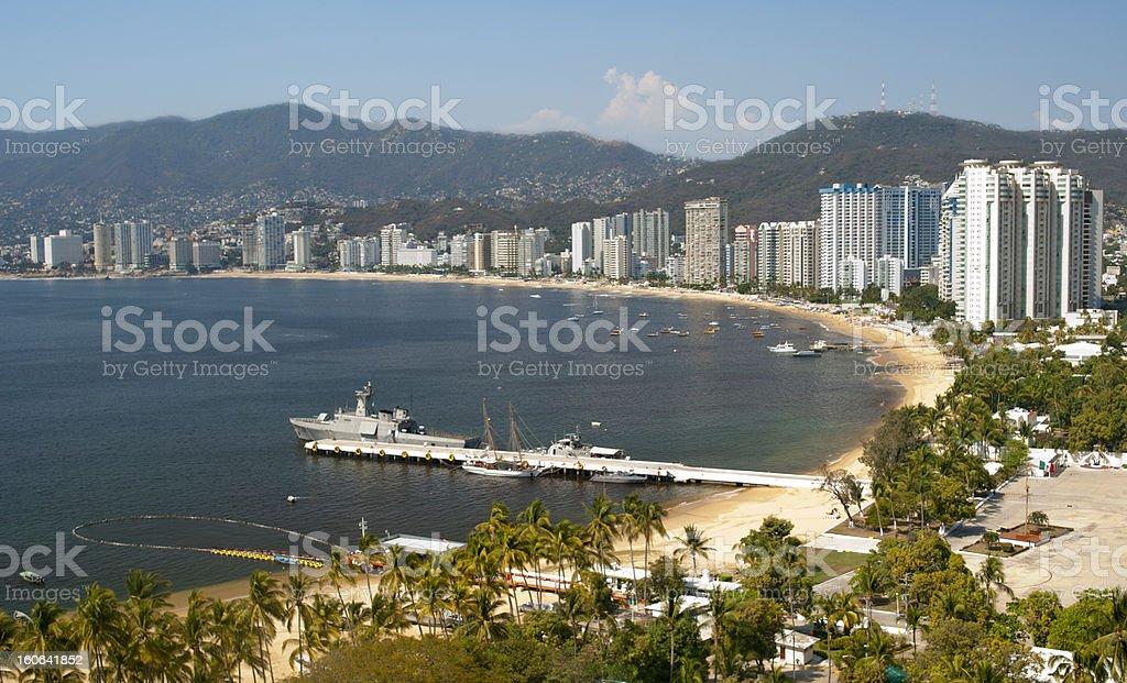 Acapulco, Mexico stock photo