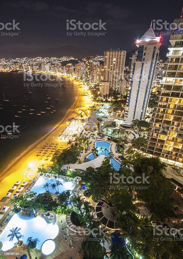acapulco royalty-free stock photo