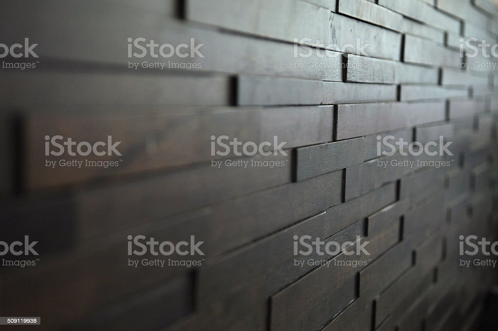 Accent Wall stock photo