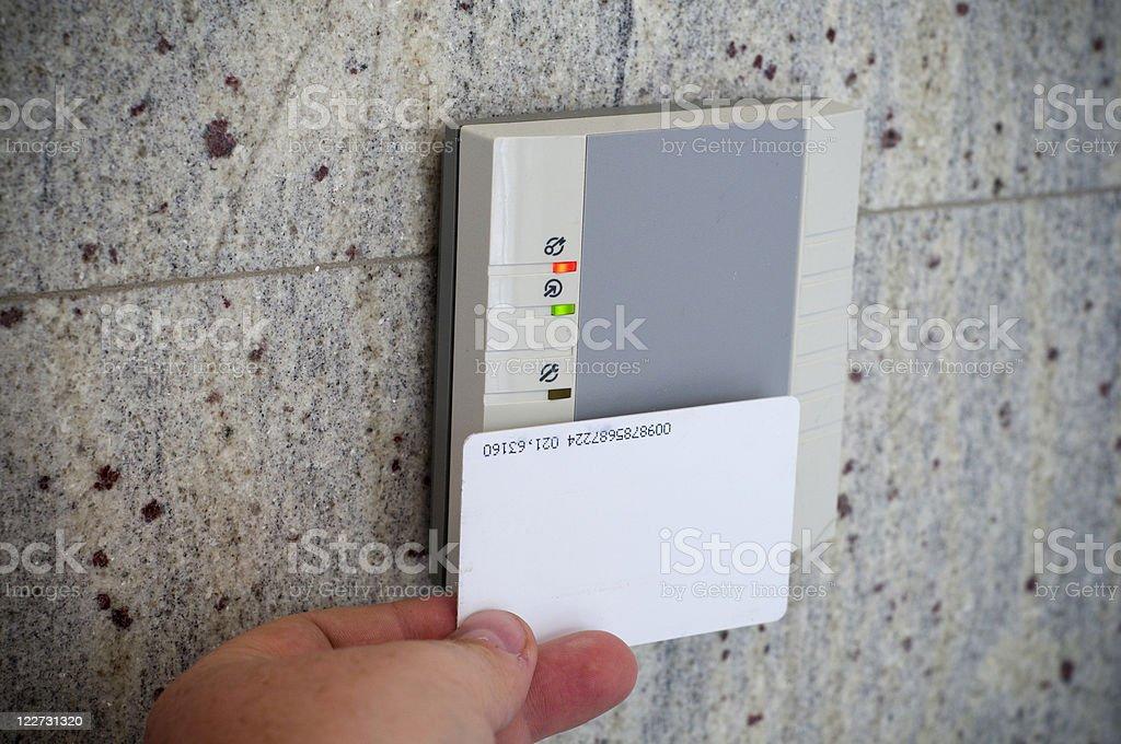 access control stock photo