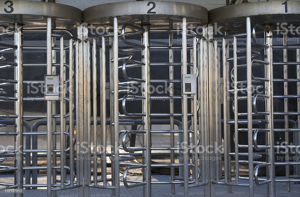 Access control stock photo