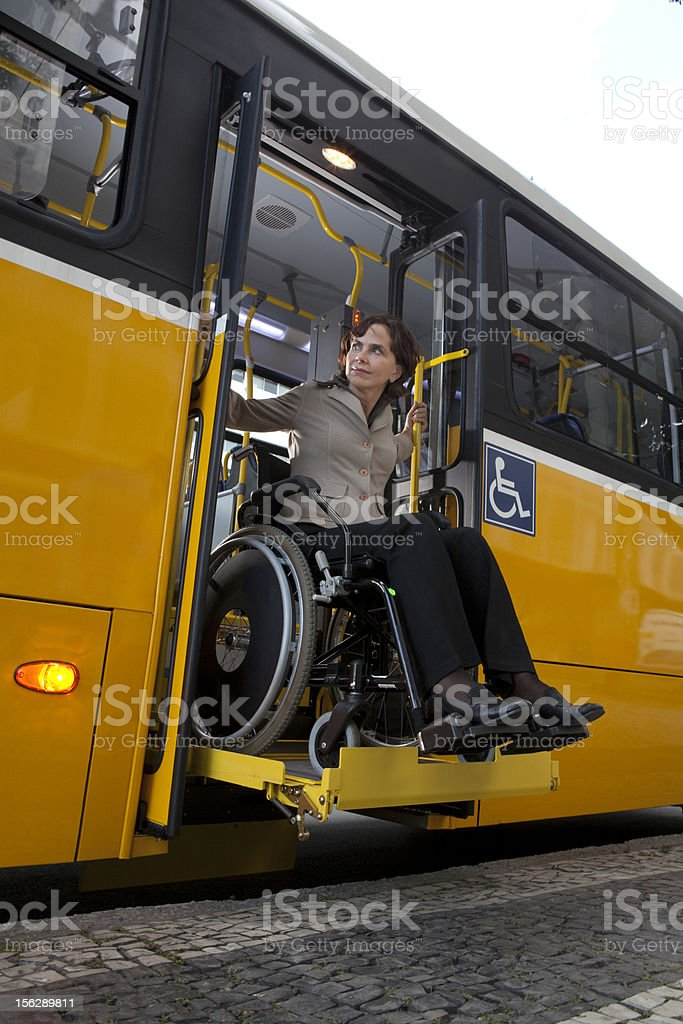 Accessibility stock photo