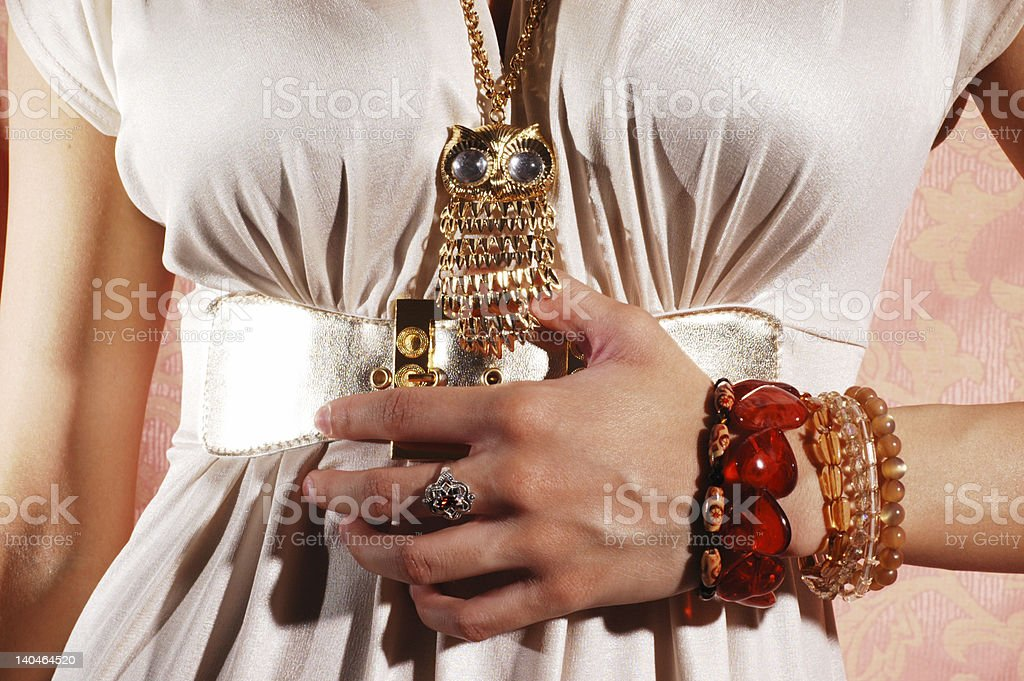 Accessorize! royalty-free stock photo