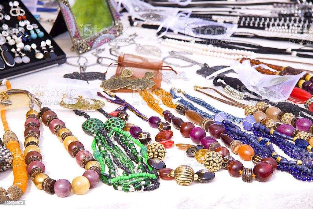 Accessory shop royalty-free stock photo