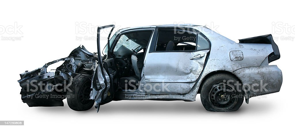 accident car royalty-free stock photo