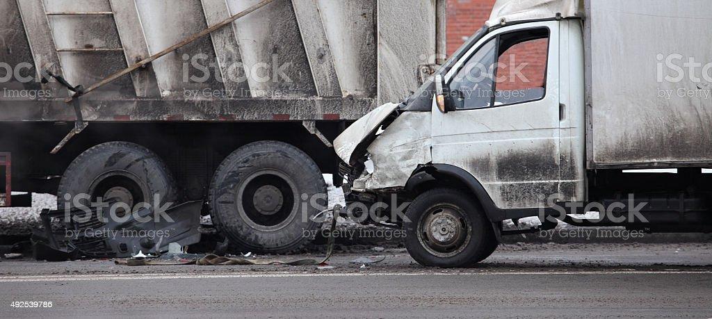 accident stock photo