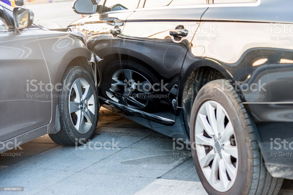 accident stock photo