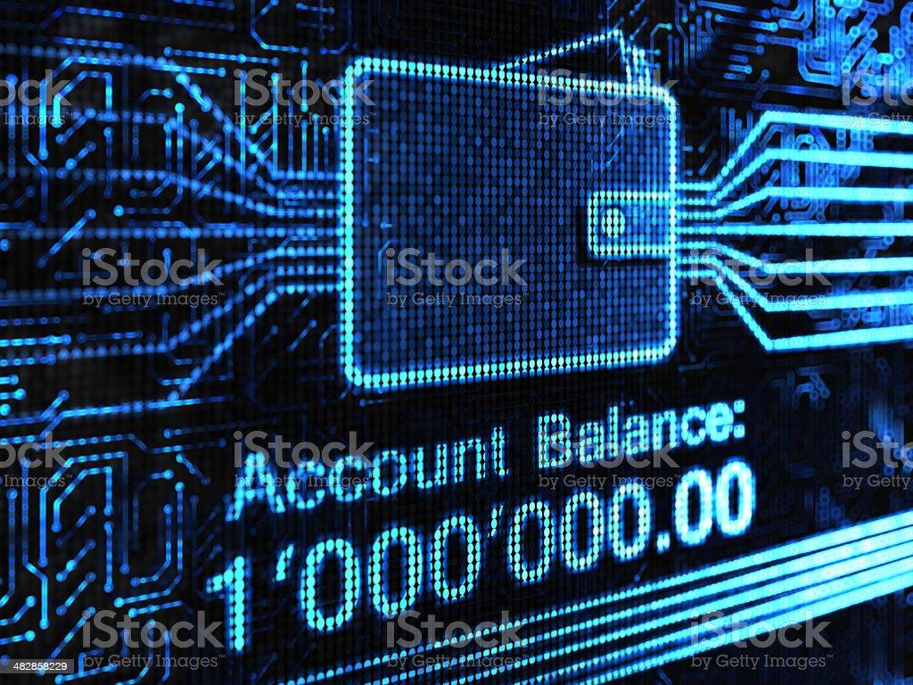 Account Balance stock photo