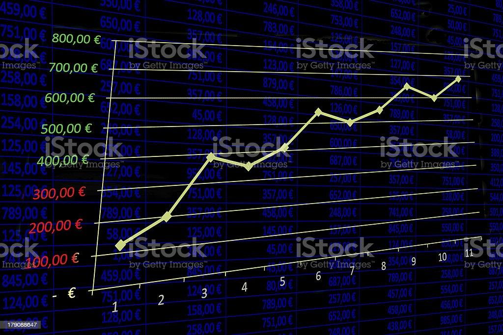 Accountancy royalty-free stock photo