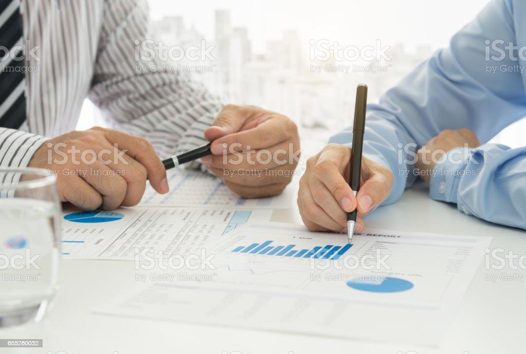 accounting team stock photo