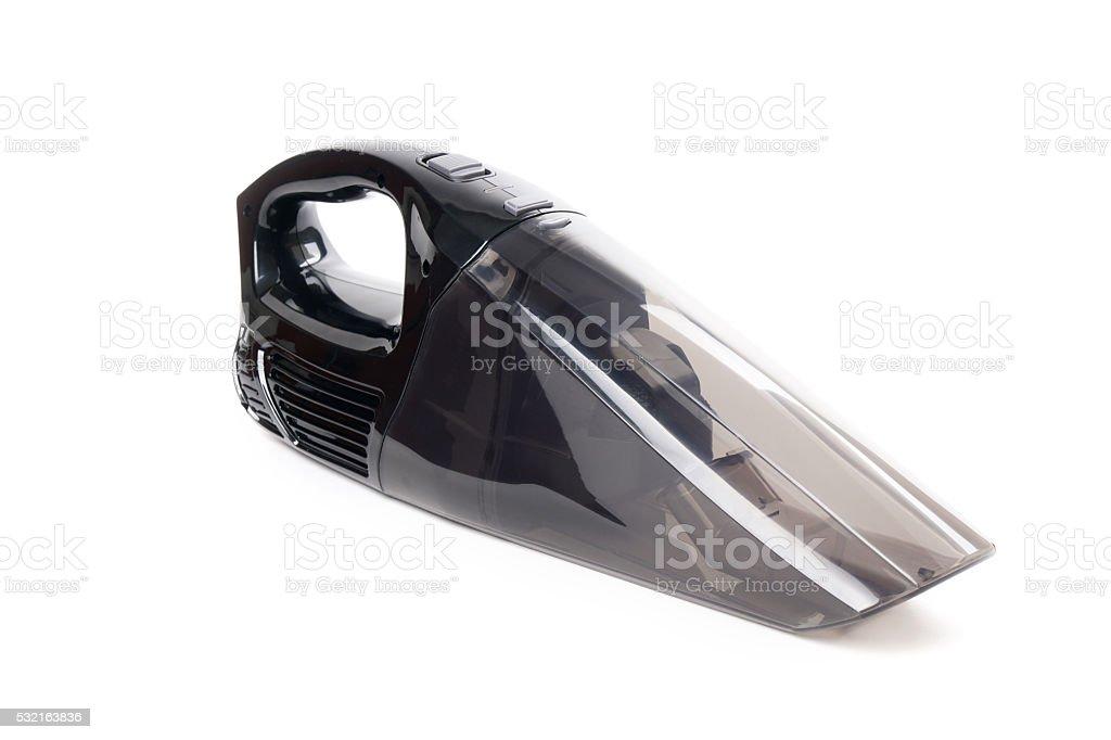 accu vacuum cleaner stock photo