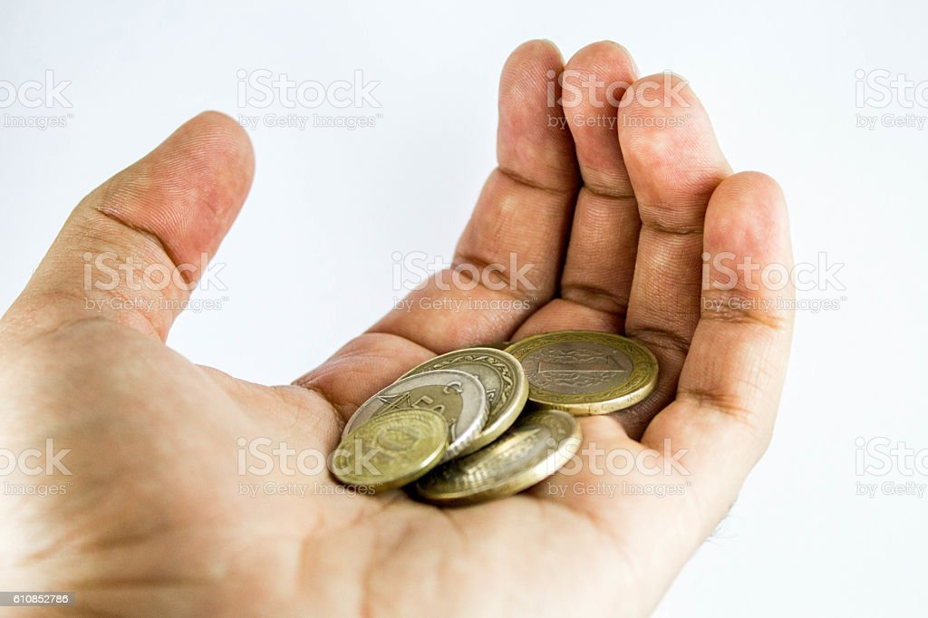 accumulation stock photo