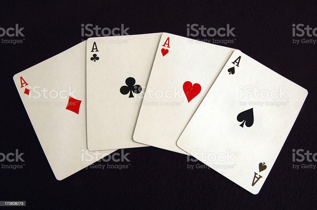 ace royalty-free stock photo