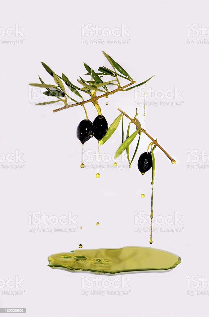 Aceite stock photo