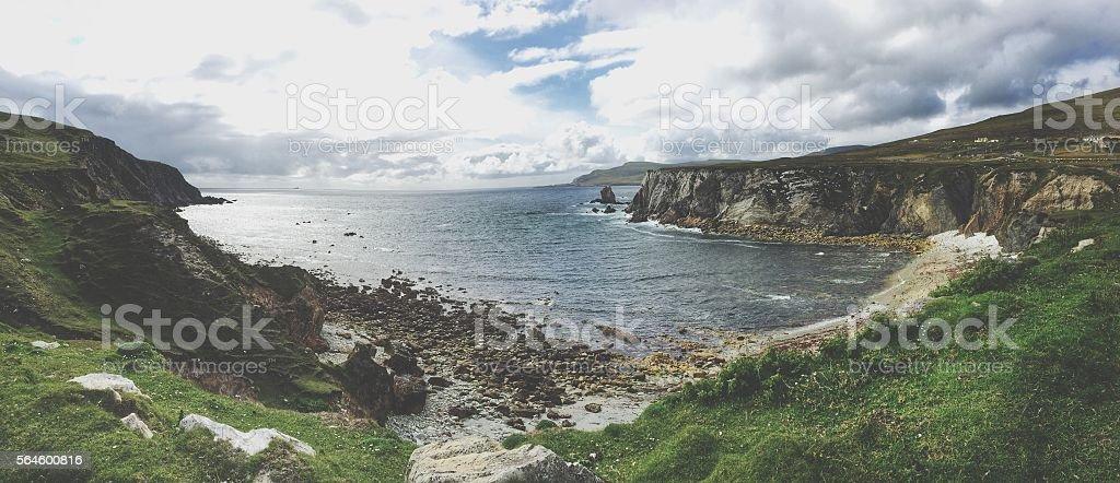 Achill Island Mayo Ireland stock photo