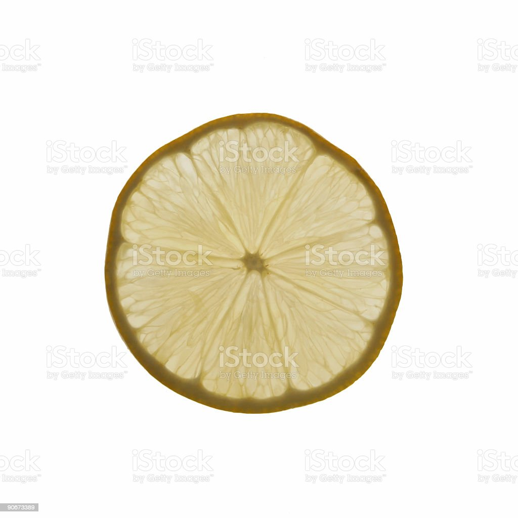 Acid in a circle royalty-free stock photo