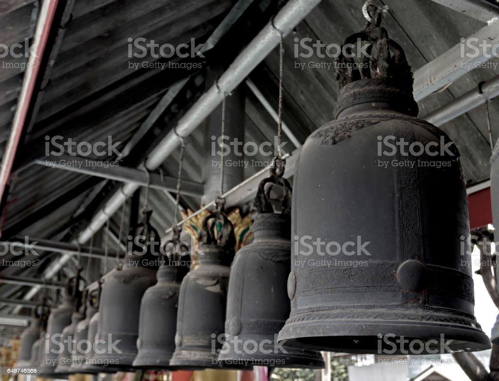 acient bell stock photo