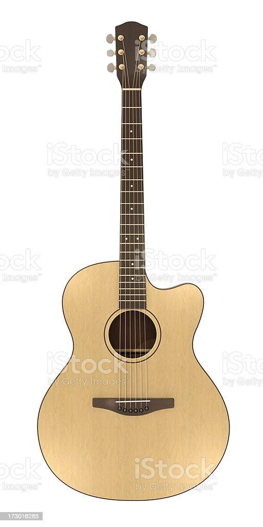 アコースティックギター ロイヤリティフリーストックフォト