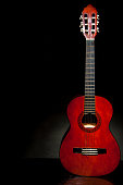 acoustic guitar, stringed instrument,