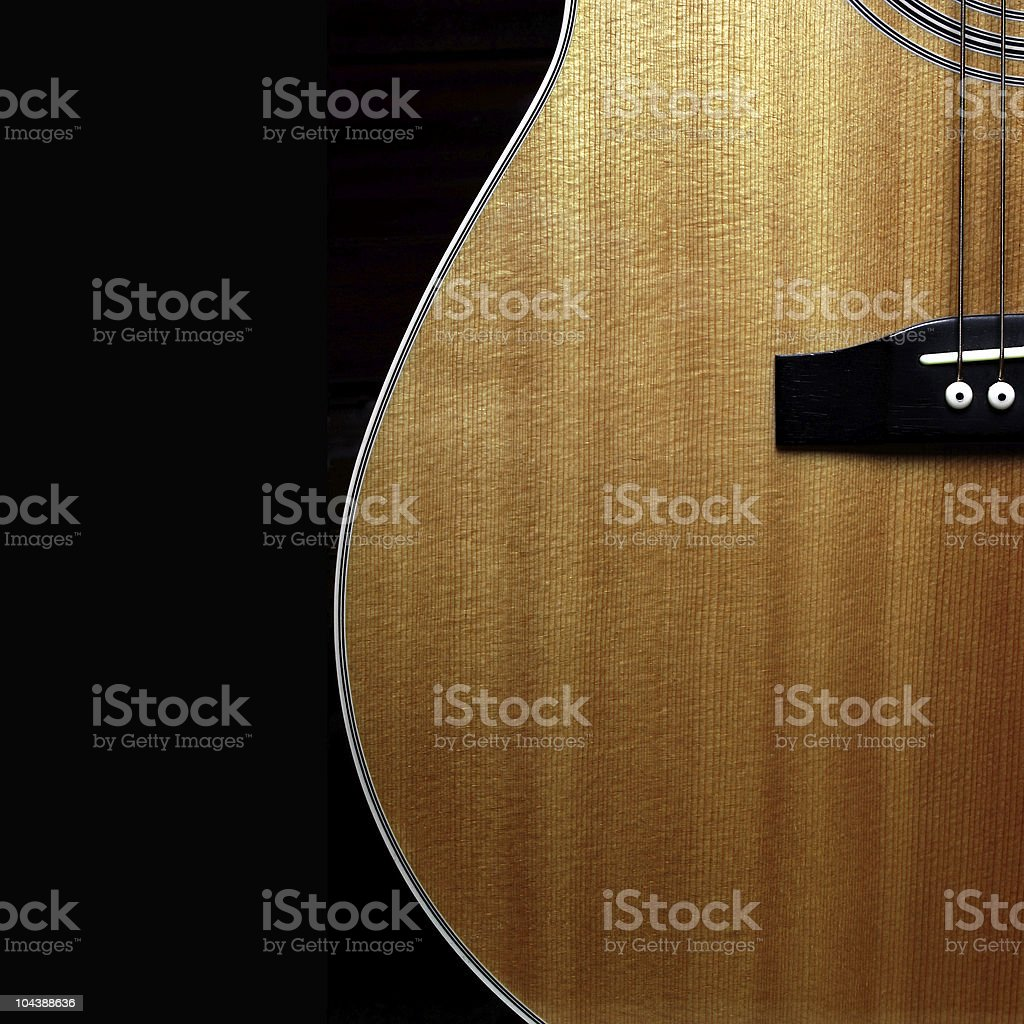 acoustic_02 royalty-free stock photo