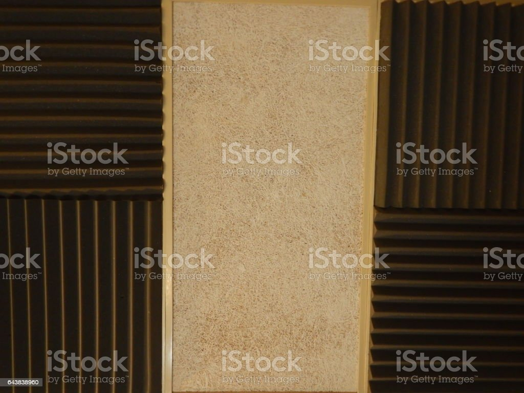 acoustical foam or tiles for sound dampening music room soundproof room