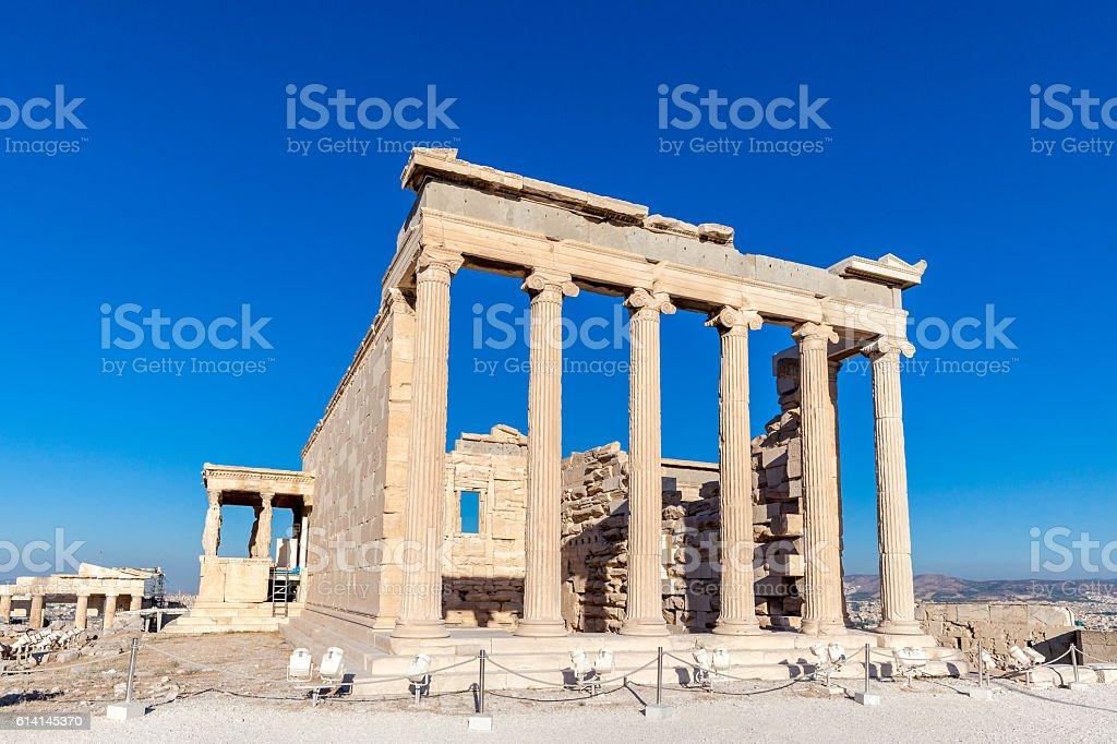 Acropolis, Athens, Greece stock photo