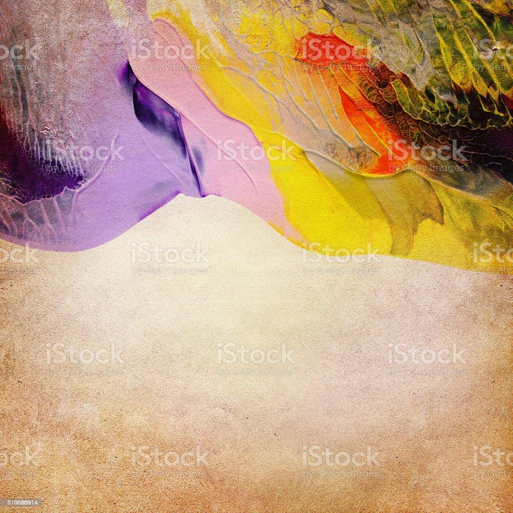 acrylic paint colors background stock photo