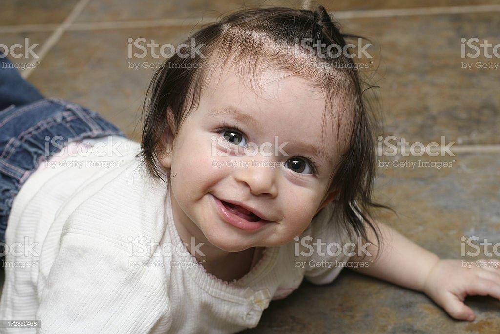 Active Kid royalty-free stock photo