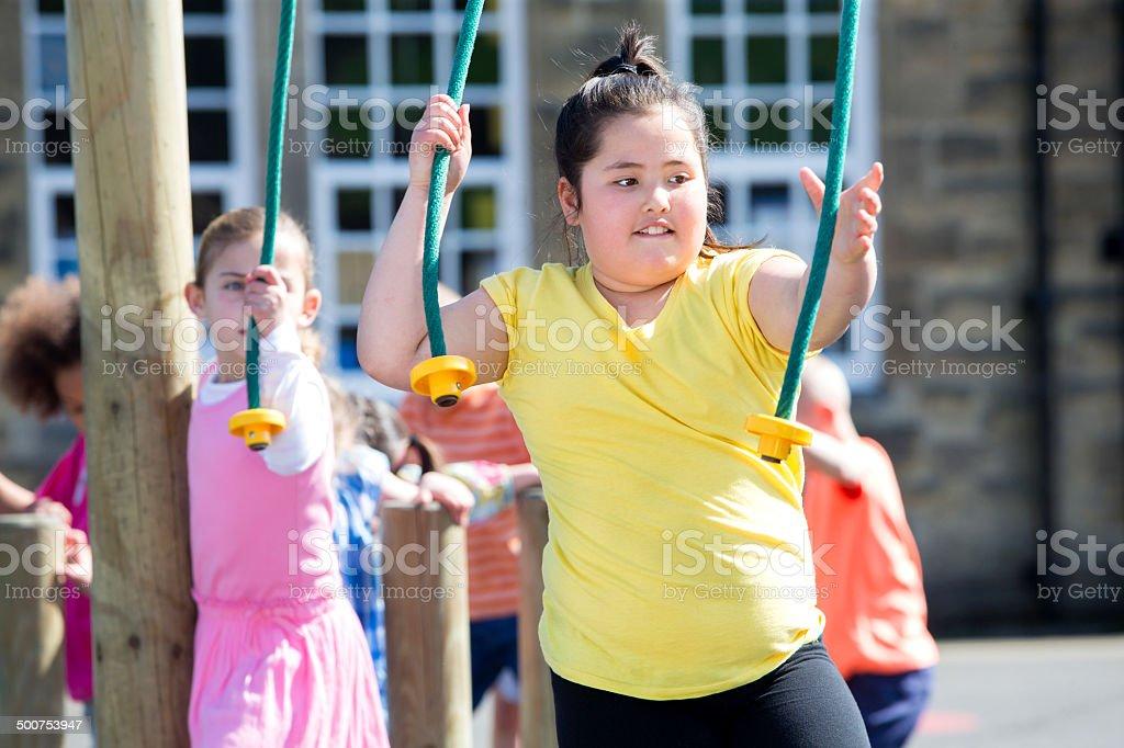 Active Kids stock photo