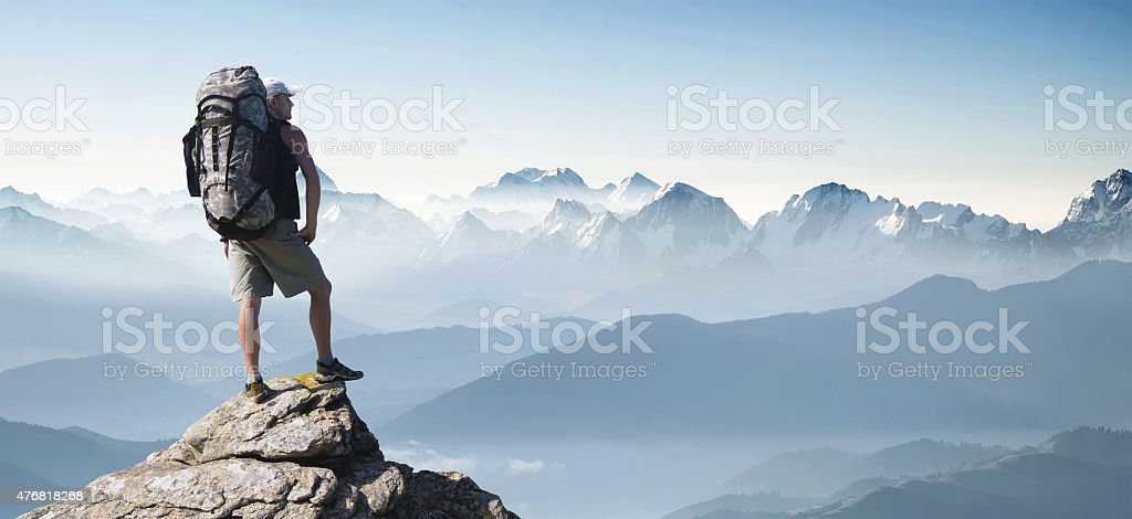 Active life concept stock photo
