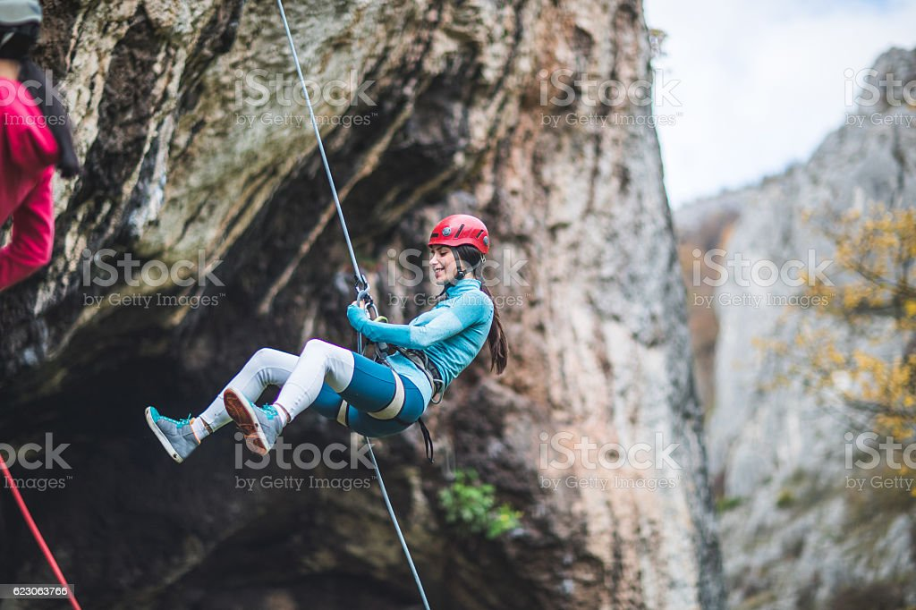 Activity of the day stock photo