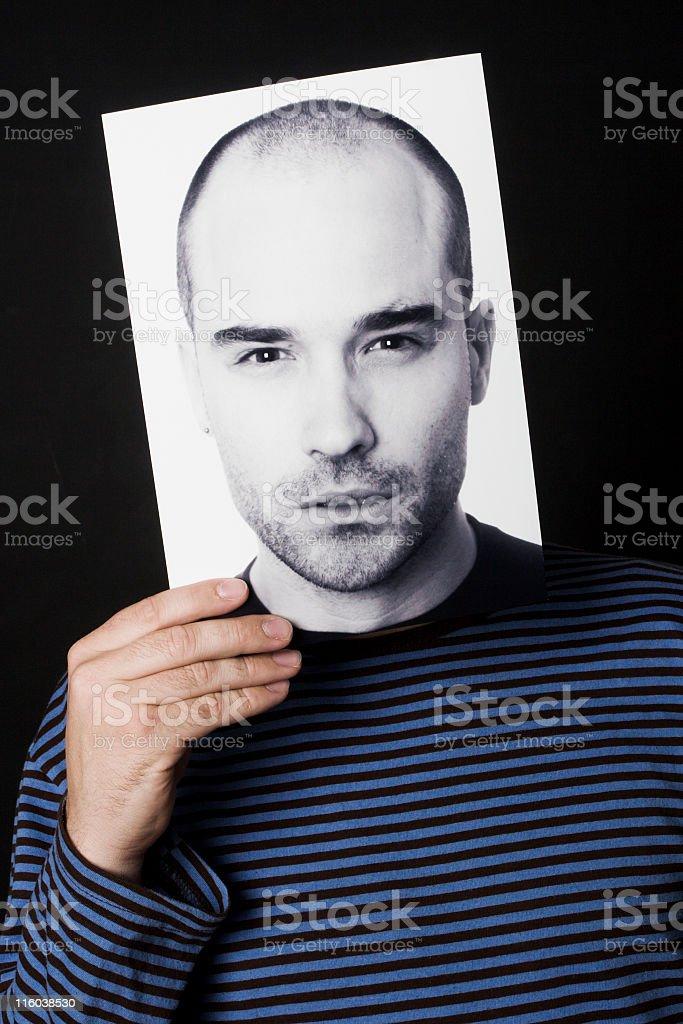 Actor stock photo