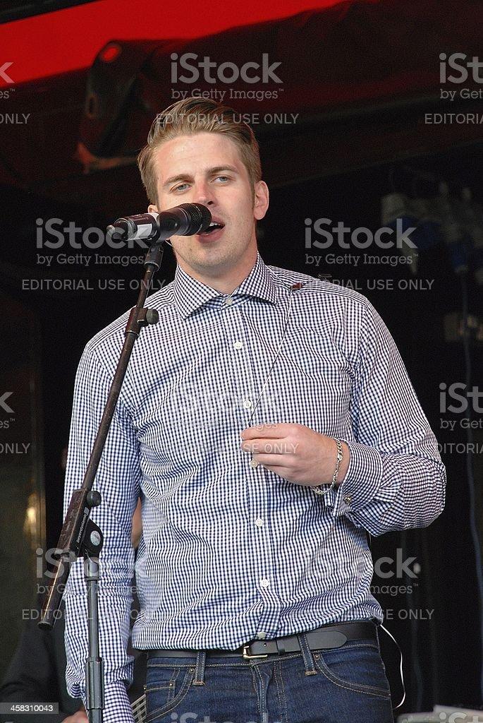 Adam Chandler royalty-free stock photo