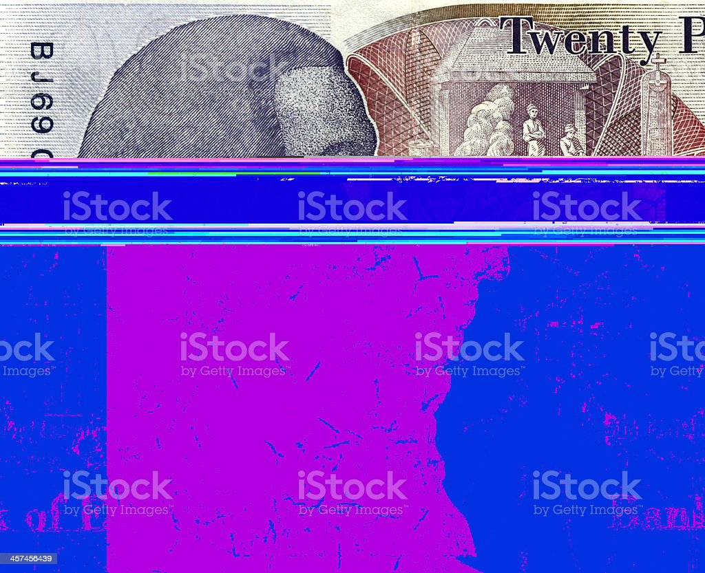 Adam Smith and economic theory royalty-free stock photo