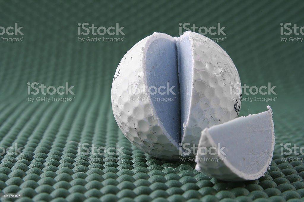 Addicted to golf stock photo