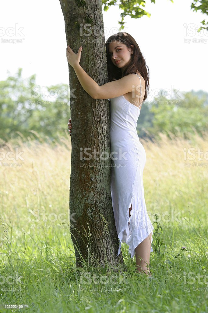 Addicted to nature royalty-free stock photo