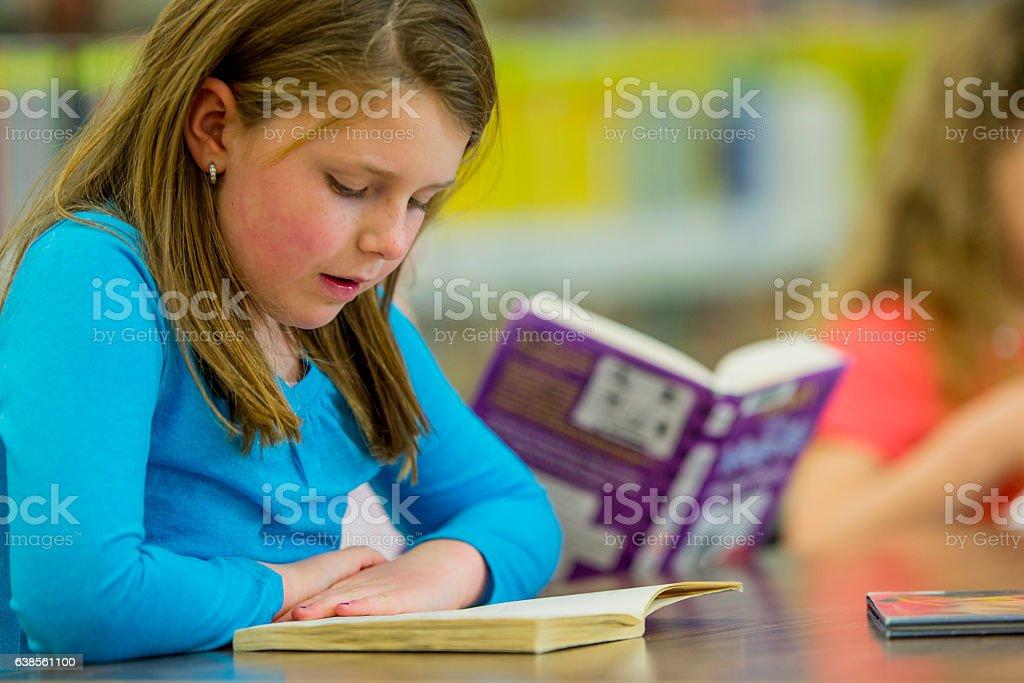 Addicted to Reading stock photo