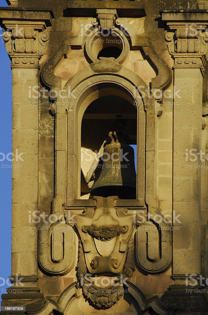 Addis Ababa, Ethiopia: Holy Trinity Cathedral royalty-free stock photo