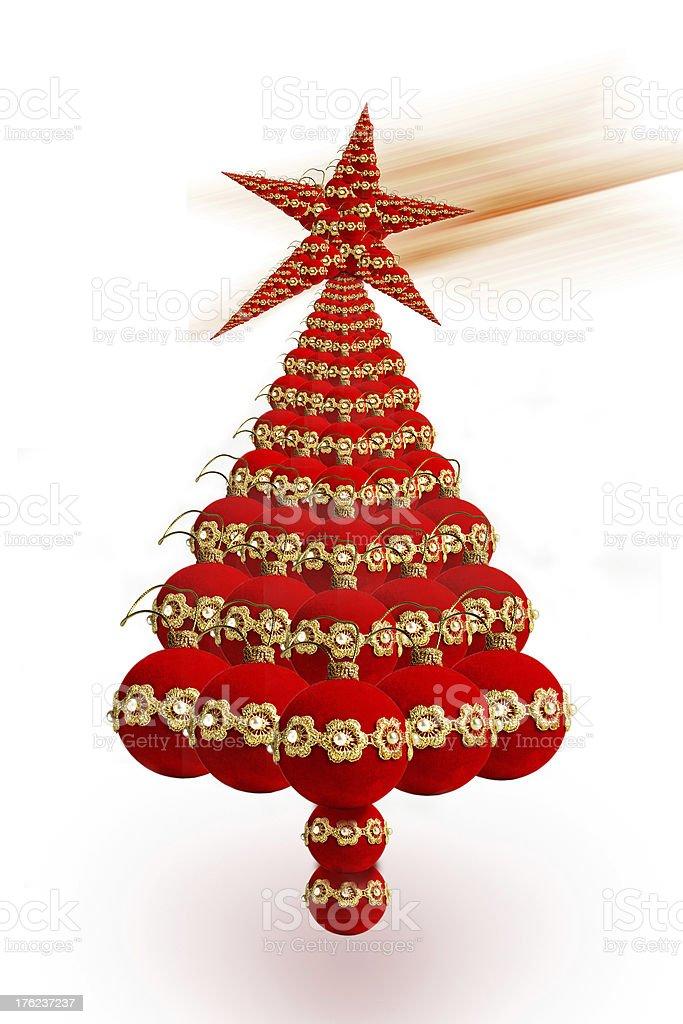 addobbo natalizio royalty-free stock photo