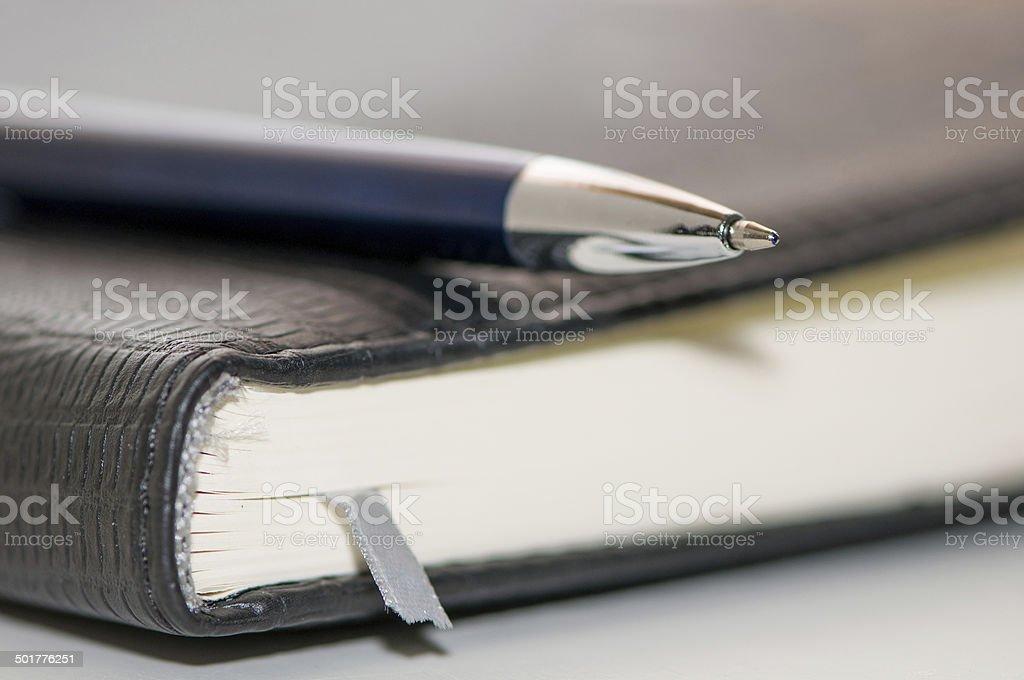 address book stock photo