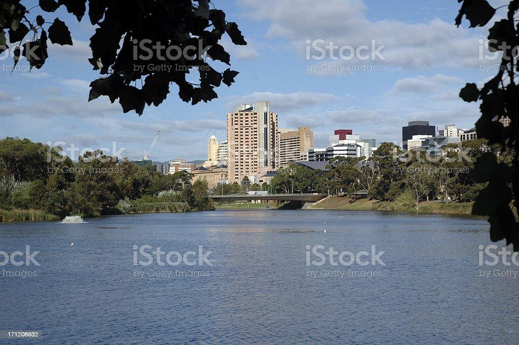Adelaide, Australia stock photo