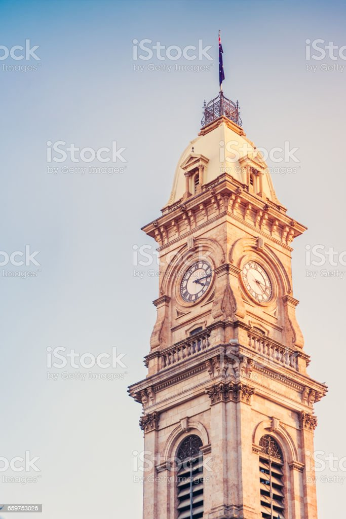 Adelaide GPO Post Shop stock photo