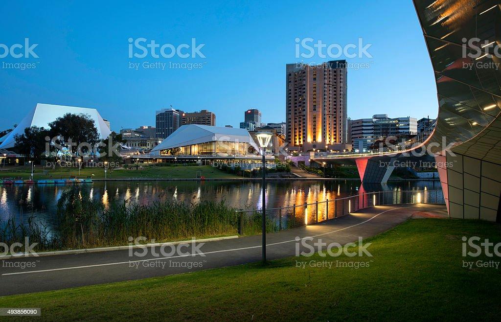 Adelaide stock photo