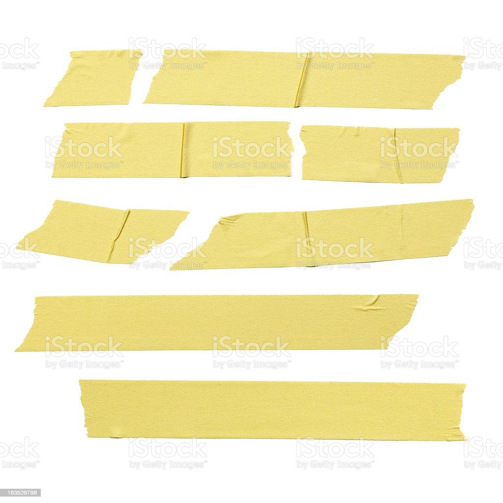 Adhesive Masking Tape stock photo