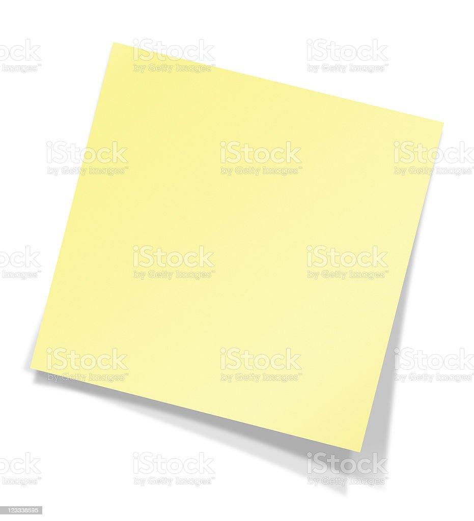 adhesive note stock photo